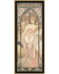 Morning Awakening - Mucha