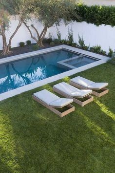 1683 best Awesome Inground Pool Designs images on Pinterest ...