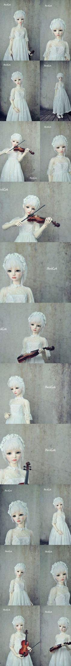 BJD Melodie 57cm Girl Ball-jointed Doll_SD size doll_Maskcat Doll_DOLL_Ball Jointed Dolls (BJD) company-Legenddoll