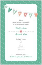 Wedding Invitations Invitations & Announcements banner candy love Staples  nice colors