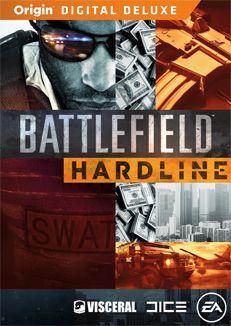 Win a BATTLEFIELD™ HARDLINE DELUXE EDITION pre-order!