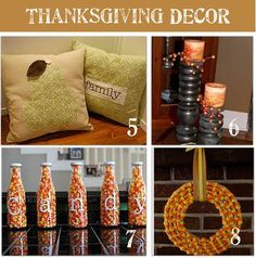 Thanksgiving Day idea - photo