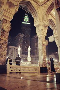 Makkah tower, Saudi Arabia   ♦ℬїт¢ℌαℓї¢їøυ﹩♦