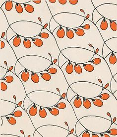 "gilliflower: "" pattern design by leopold stolba, from ver sacrum (the art journal of the viennese secession), 1902 (via with thanks, again, to feuilleton) "" Motifs Textiles, Textile Prints, Textile Patterns, Lino Prints, Block Prints, Pretty Patterns, Vintage Patterns, Color Patterns, Motifs Art Nouveau"