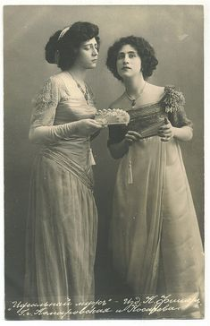 KNIPPER-CHEKHOVA, Olga Leonardovna & KOSAREVA by Performing Arts / Artes Escénicas, via Flickr