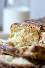 Zimtkeks und Apfeltarte: Apfel und Zimt - Pull-Apart-Bread - kaum gebacken, schon weg!!!!