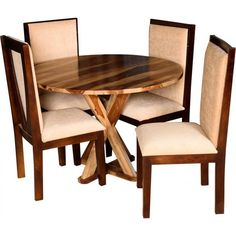 A treat for those who are looking to Buy Dining Table Set Online Dining Table Set Designs, Wooden Dining Table Set, Dining Table Online, Luxury Dining Tables, Solid Wood Dining Set, Dining Chairs, Rectangle Table, Best Dining, Home Decor Items