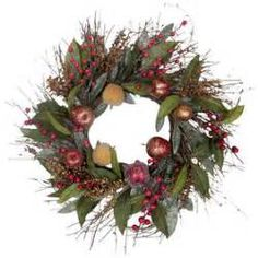 Εικόνες Pine Cone Christmas Tree, Christmas Tree Ornaments, Christmas Wreaths, Merry Christmas, Christmas Decorations, Holiday Decor, Pine Cones, Apple, Pictures