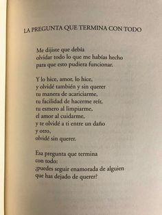 Libros y sentimientos Some Quotes, Words Quotes, Sayings, Frases Love, Quotes En Espanol, Pretty Quotes, Love Phrases, Sweet Words, More Than Words