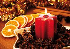 Káprázatos, gyümölcsből készült karácsonyi díszek   femina.hu