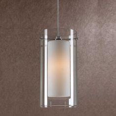 Cal Lighting PNL-1051/6-BS Low Voltage Mini Pendant - Lighting Universe $74