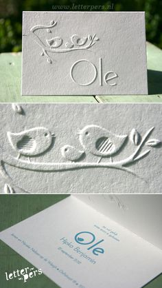 letterpers_letterpress_geboortekaartje_preeg_relief_Ole