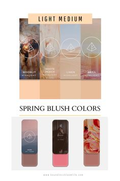 These Maskcara Beauty Spring Blushes will brighten up your palette and leave you fresh and beautifully natural. The Perfect Blush for every skin tone. Highlight Contour Makeup, Highlighter Makeup, Contouring And Highlighting, Bronzer, Maskcara Makeup, Maskcara Beauty, Face Illusions, Olive Skin, Beauty Cream