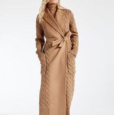 Max Mara #kt_womens #kt_coats #kt_brown