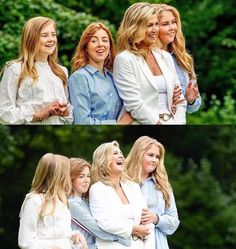 Dutch Royalty, Three Daughters, Queen Maxima, Royal House, British Royals, People Like, The Past, Classy, Glamour