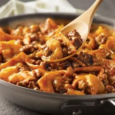 Beef Taco Skillet#taste of home#easter dinner