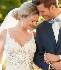 Find the wedding dress that will make your special day truly memorable from Essense of Australia, a level of detail above all other wedding dress designers.