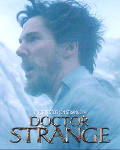 DOCTOR STRANGE (2016) ~ Benedict Cumberbatch. [GIF]