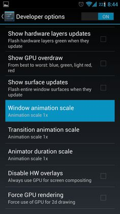 How To Enable and Disable Developer Options in Android