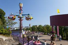 Kesä 2014 - Linnanmäki #finland #helsinki #linnanmaki #summer #kesa #visitfinland #huvipuisto #amusementpark #nojespark #puisto #park