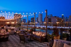 5 reasons to check-in to Soho House Chicago | New York Post