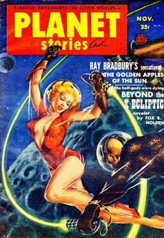 Sci-Fi, Fantasy & Horror Cover Art: Frank Kelly Freas (Clickthrough for lots more)