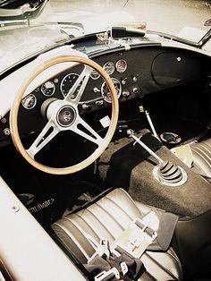 1965 Shelby Cobra 427 Interior