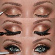 Easy steps to a gorgeous night out look