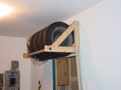 Tire rack. http://www.sharkytm.com/gallery/albums/my_house/tire_rack2.jpg