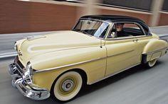 1950 Olds Futuramic 88