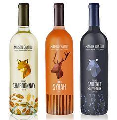 verpackung25 packaging bottle wine