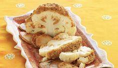 Indian-Spiced Stuffed Cauliflower