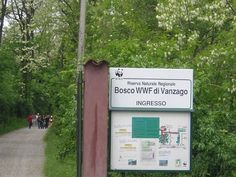 Bosco WWF Vanzago