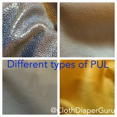 Cloth Diaper Guru: What is PUL and are you Correctly Caring for it?