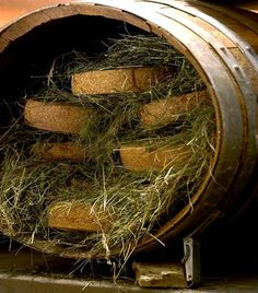 Maduracion de quesos Italianos