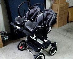 Maxi Cosi capsule with Bugaboo Donkey  Lots of individuals like these http://www.geojono.com/