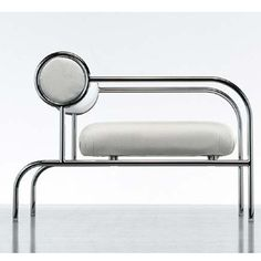 Armchair by Shiro Kuramata edited by Capellini _