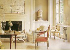 juan pablo molyneux interior design | Empire Egyptian Curule X Frame Chairs