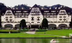 Hotel da Quitandinha-Petrópolis