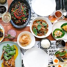Don't tell her u miss her. Take her to Chin Chin and get her the 'FEED ME'. Spreadin' love + mouthwateringly good times all day, errday. #chinchinsydney