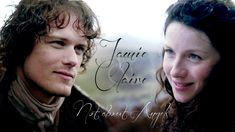 Outlander_Jamie and Claire_Not about angels
