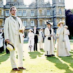 Downton Abbey Season 1 Finale