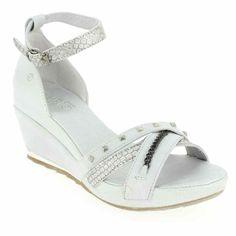 Chaussure Khrio 14274 Argent pour Femme | JEF Chaussures 115€