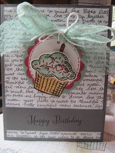 Kristin's Cards and Creations: Sprinkles of Life