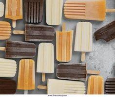 Popsicles for Grown Ups: 6 Booze-Infused Frozen Treats on Sticks! » Man Made DIY | Crafts for Men « Keywords: kitchen, recipe, cocktail, dessert