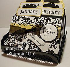 Perpetual Birthday & Anniversary calendar {scrap and stamp with mary}: rolodex Perpetual Birthday Calendar, Birthday Reminder, Ps I Love, Rolodex, Paper Crafts, Diy Crafts, Craft Projects, Craft Ideas, Project Ideas