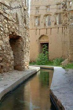Beautiful  Omani Village