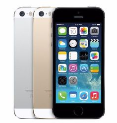 (Apple iPhone 5s 16GB Factory GSM Unlocked Smartphone - Space Gray Silver Gold) Buy-Accessories.net