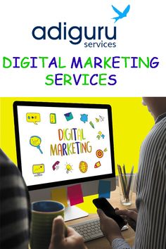 Are you looking for best digital marketing services? Adiguru services offers you the best and cost-effective digital marketing services for any kind of online business needs. Contact us today. Online Marketing Services, Social Media Services, Seo Services, Email Marketing, Social Media Marketing, Website Promotion, Seo Sem, Grow Organic, Online Business