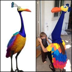Kevin Bird Costume